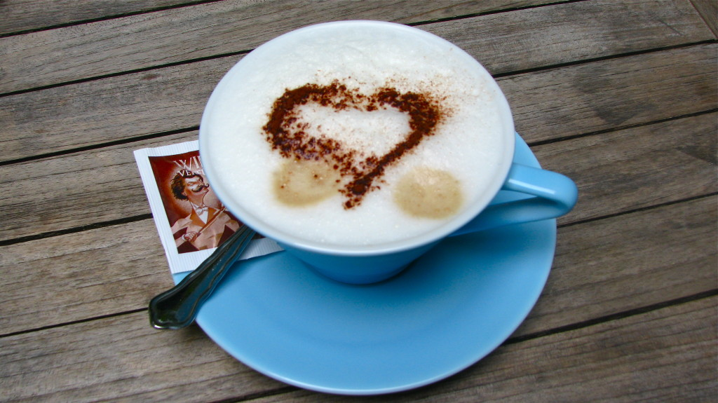 Fairer gehandelter Bio-Kaffee