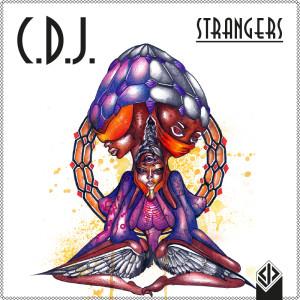 CD Strangers Cover