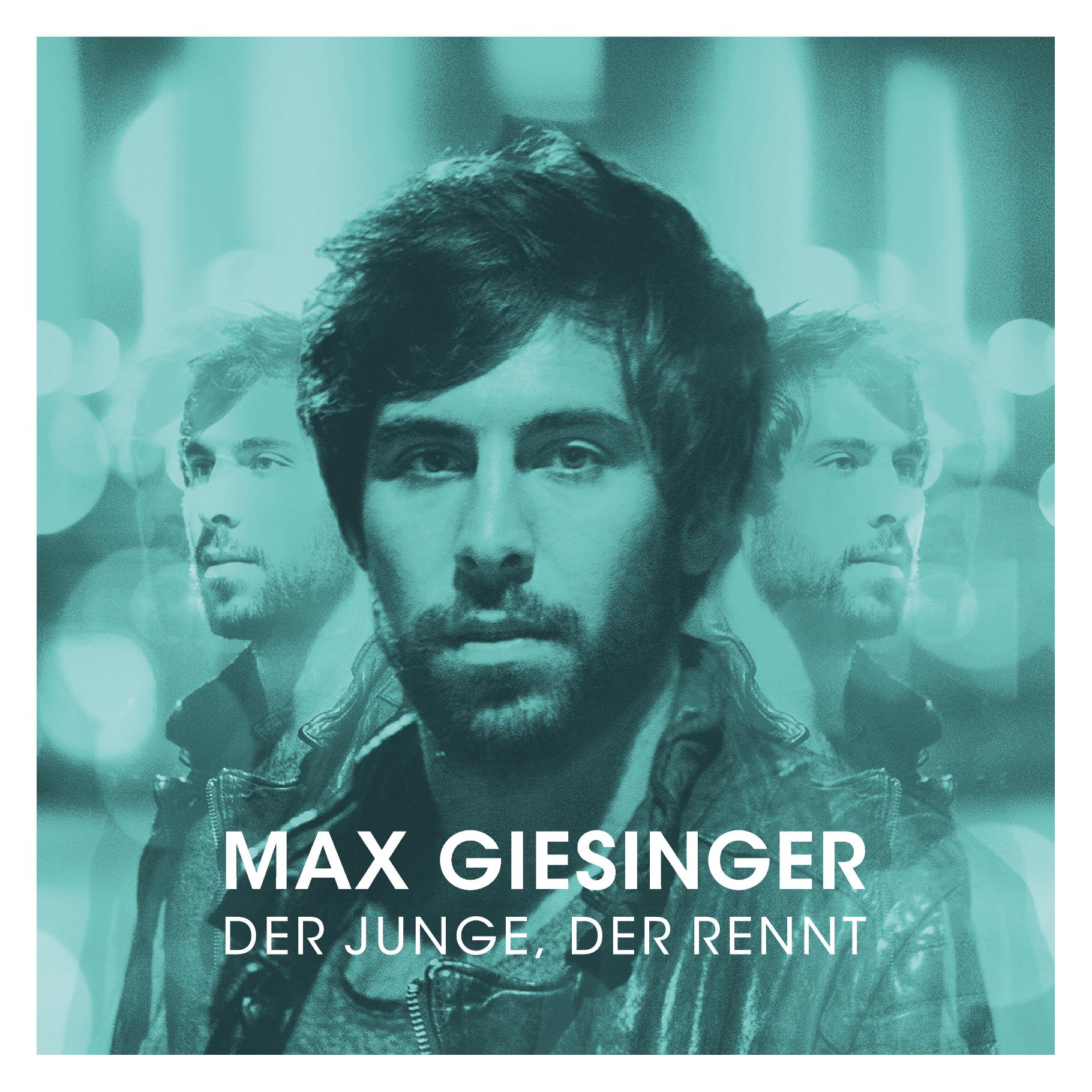 SCHiCK MAGAZIN » Max Giesinger Album Cover - SCHiCK MAGAZIN