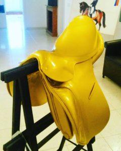 Sattel gold