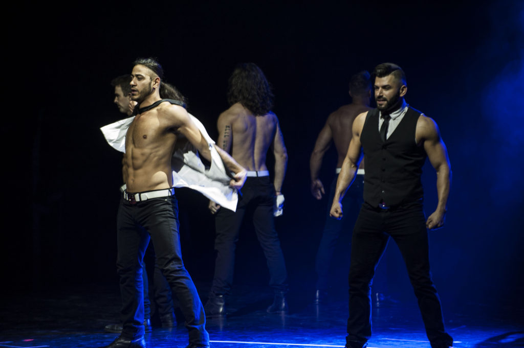 Chippendales Namen