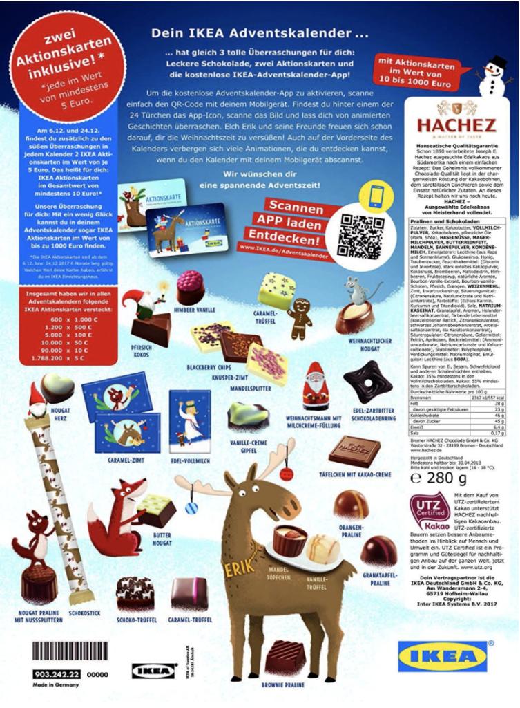 Schick Magazin God Jul Schwedischer Adventskalender Schick Magazin