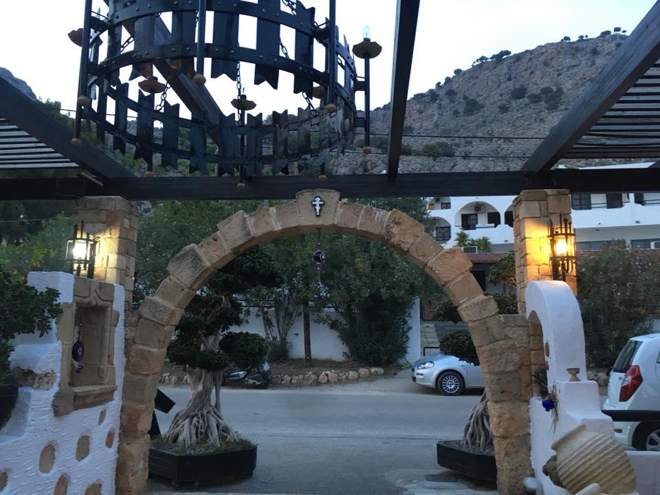 Hotel Restaurant Coralli Pefkos