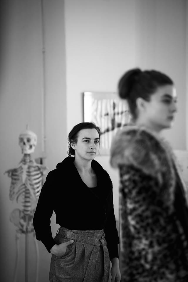 Samatha Steppan und Sophie Aujesky