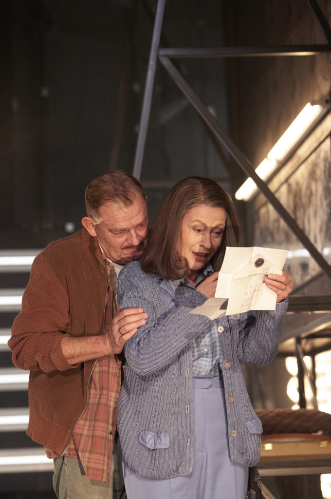 Martin Zauner und Babett Arens