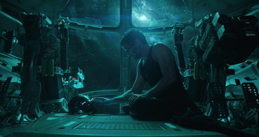 Tony Stark/Iron Man (Robert Downey Jr.)